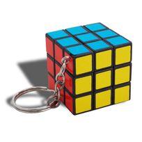 Totalcadeau - Accroche-clés petit magique cube porte clef