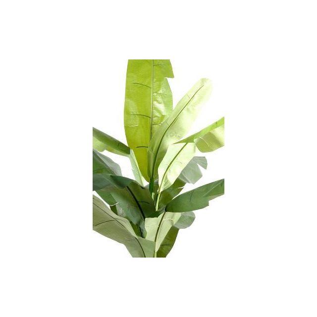 Bananier Artificiel Haut De Gamme pour utilisation intérieur ou extérieur avec pot – 140 cm