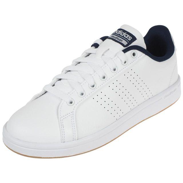 13373ca71cc36 Adidas Neo - Chaussures mode ville Adidas neo Cf advantage cl Blanc 74330