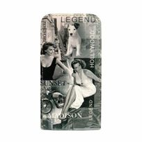 Akashi - Coque iPhone 4/4S Hollywood