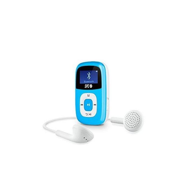 """Spc Mp3 Mremmp0337 8668A Firefly 1"""" 8GB Bluetooth 2.0 Bleu Si vous êtes passioné d'informatique et d'électronique, si vous êtes à la pointe de la technologie et qu'aucun détail ne vous échappe, achetez Mp3 Spc Mremmp0337 8668A Firefly 1"""" 8GB Blu"""