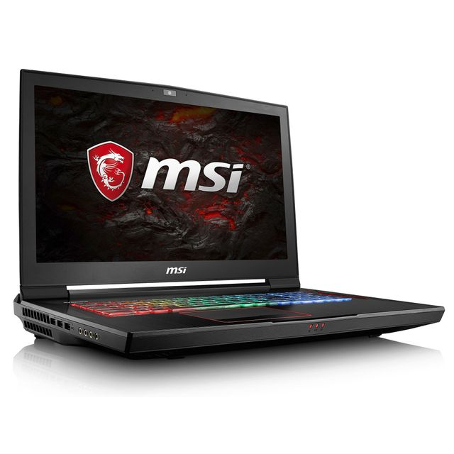 MSI GT73VR 7RE-492FR Titan - Noir