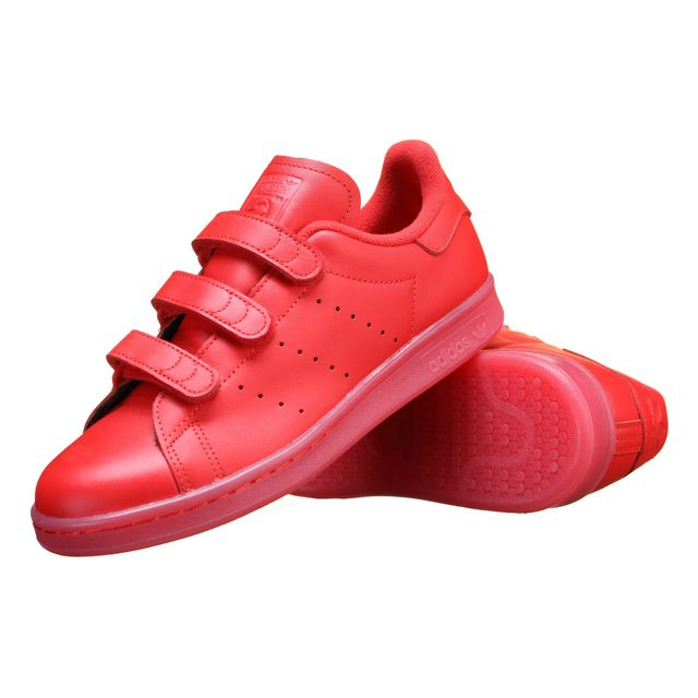 Adidas Stan Smith CF ROUGE S80043