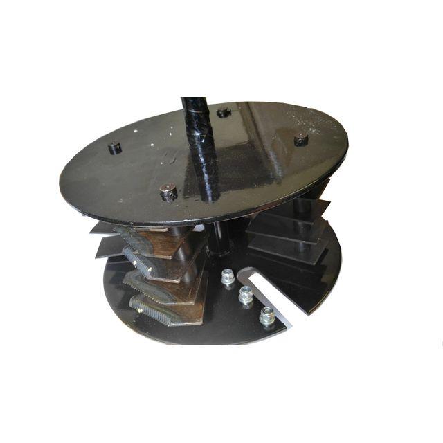 Varanmotors - Set de lame complet pour broyeur de végétaux thermique Varan Motors 93022