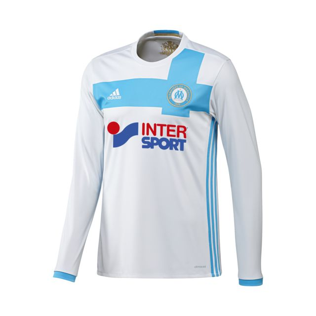 Adidas performance Maillot Manches Longues Om Domicile