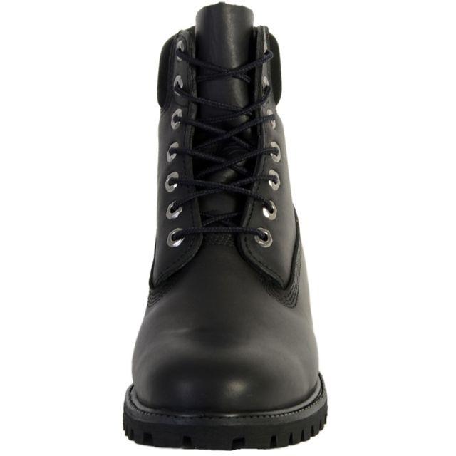 Timberland - Chaussures Af 6IN Prem Bt Black Black Noir
