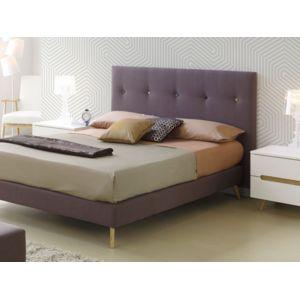 Habitat et jardin lit avec sommier tapissier l na 140 x 200 cm pas cher - Lit pas cher avec sommier et matelas ...