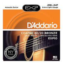 D'Addario - Exp10 Ny Steel 10/47 Extra Light