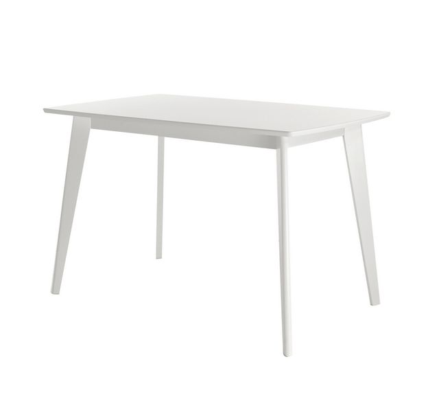 Lebrun Table rectangle blanche Ares
