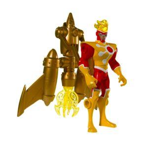 Mattel - Figurine et accessoires Batman : Firestorm : Super fusée