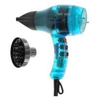 Velecta Paramount - Pack sèche Cheveux Tgr 3600 Xs Turquoise + Diffuseur