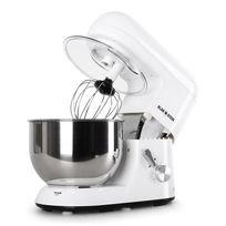 KLARSTEIN - Bella Bianca Robot de Cuisine 1200W 5 Litres