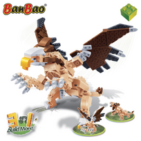 Rocambolesk - Superbe Oiseau préhistorique BanBao 6853 neuf