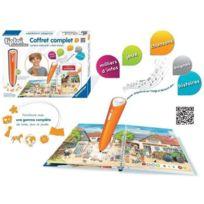 Ravensburger - Tiptoi Coffret Complet Livre + Lecteur Interactif