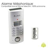 SecuriteGOODdeal - Détecteur infrarouge autonome téléphonique