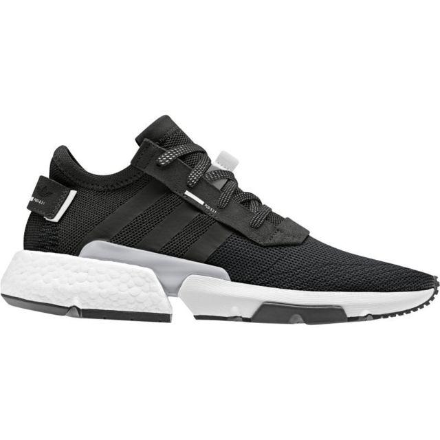 competitive price 70b15 46e69 Adidas - Pod-s3.1 - Bd7737 - Age - Adulte, Couleur - Noir, Genre - Homme,  Taille - 41 1 3 - pas cher Achat   Vente Chaussures basket - RueDuCommerce