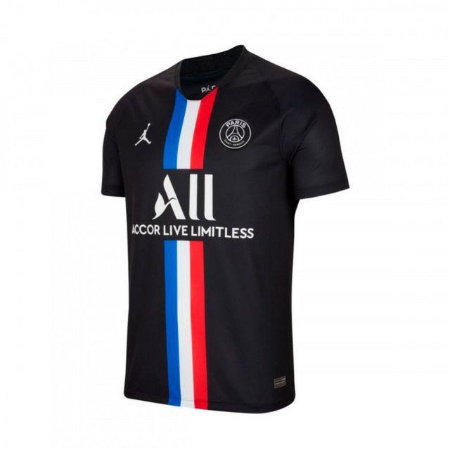 Nike Maillot Homme Jordan Psg Paris Saint Germain Fourth