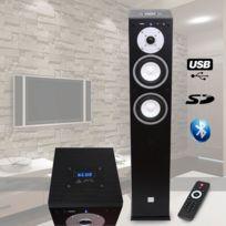 Koda - Colonne Hifi Amplifiee Usb/SD/BLUETOOTH - 13cm/40W