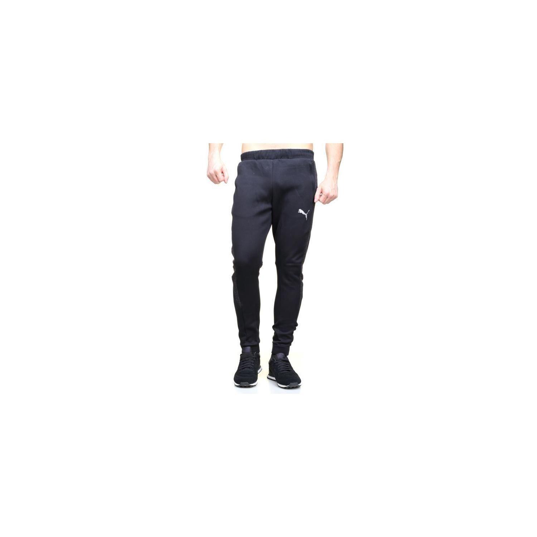 1ecd23d82616 PUMA- Pantalon de survêtement Evostripe - 838286-11 - Noir