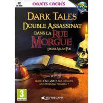 Mindscape - Objets Cachés - Dark Tales Edgar Allen Poe - Jeu Pc