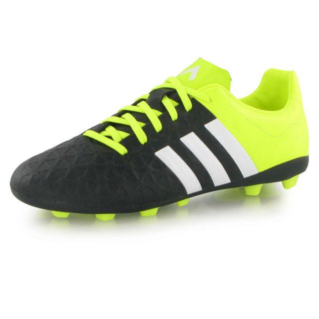 Adidas performance ace 15.4 fg noir <strong>chaussures</strong> de football enfant