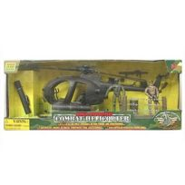 Peterkin - World Peacekeepers - Combat Helicopter & 2 Figures