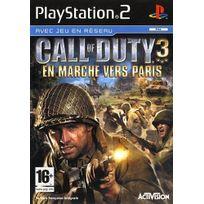 Activision - Call of Duty 3 En marche vers Paris