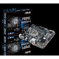 ASUS - Carte mère PRIME B250M-K Socket 1151 - Chipset B250 Kabylake