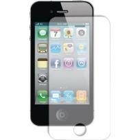Bbc - Protège-écran en verre trempé pour Apple iPhone 4/4S
