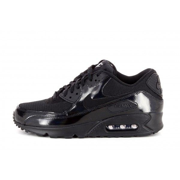 separation shoes 858cb 41cdc Nike - Basket Air Max 90 Premium - Ref. 443817-002 - pas cher Achat  Vente  Baskets femme - RueDuCommerce