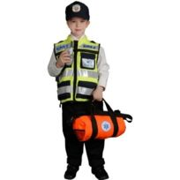 Dress up America - Dress Up Costume AmÉRIQUE Enfant Et Soins Infirmiers Taille M