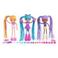 Shopkins - Coffret 3 poupées Betty Spaghetty