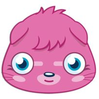 Mask-arade - Masque en Carton Poppet -moshi Monsters