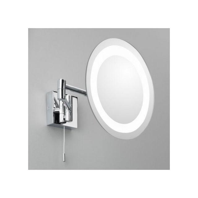 Astro Miroir grossissant salle de bain Genova - Ip44
