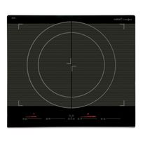 Cata & Can Roca - Cata Table de cuisson induction Giga 600 Bk 60cm noire