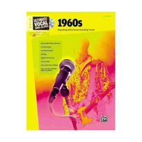 Alfred Pakketbrievenbussen - Ultimate Vocal Sing-along 1960s for Male Voice: Male Voicebook & Enhanced Cd