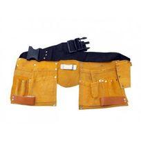 Beast - Ceinture porte outils en cuir 11 poches