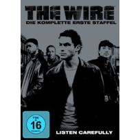 Warner Home Video - Dvd - Dvd The Wire Staffel 1 IMPORT Allemand, IMPORT Coffret De 5 Dvd - Edition simple