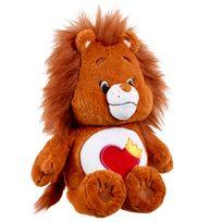 BISOUNOURS - Grande peluche Toubrave le lion - JP43033.4300