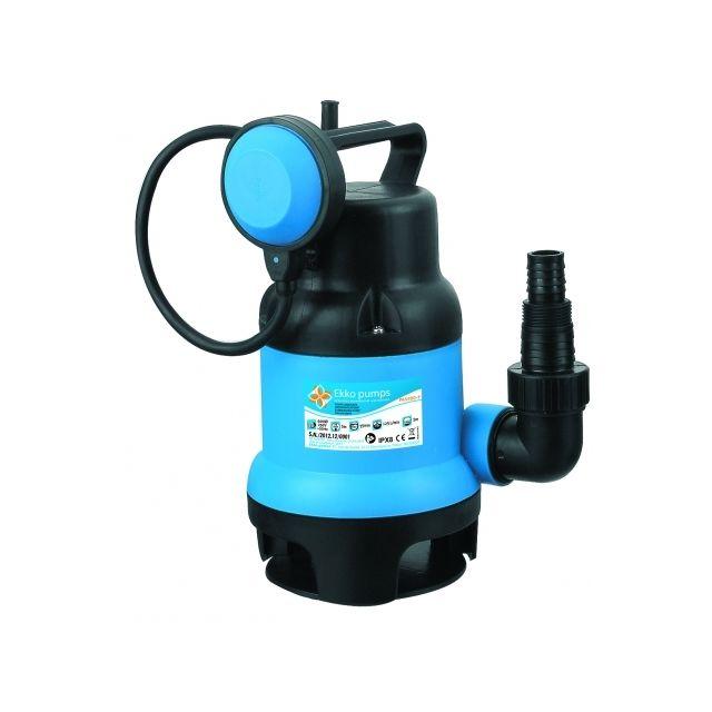ekko pumps pompe immergee eaux chargees 400w pas cher achat vente pompes surpresseurs. Black Bedroom Furniture Sets. Home Design Ideas