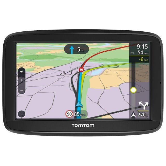 tomtom gps voiture via 62 europe achat vente gps europe pas cher rueducommerce. Black Bedroom Furniture Sets. Home Design Ideas