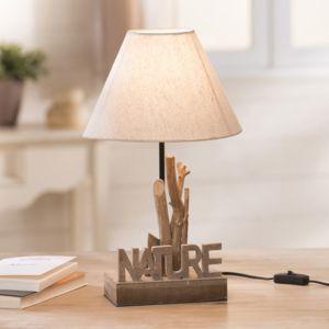 lampe a poser naturel