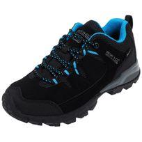 Regatta - Chaussures marche randonnées Holcombe low noir lady Noir 22932