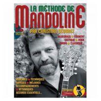 Jjrebillard - La Méthode de mandoline - Séguret - Jj Rebillard +CD