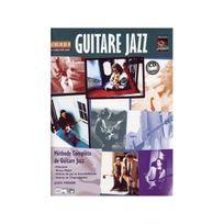 Volonte&CO - Guitare Jazz Maitrise du Jeu en Accords/ Melodie Tab 1 Cd