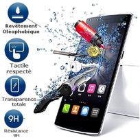 Cabling - Wiko Pulp Fab 4G Protection d'écran en verre trempé - Tempered glass Screen protector 9H premium / Films Protecteur d'écran verre trempé nouveau WikO Pulp Fab 4G