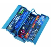 """Heytec Heyco - Heyco/HEYTEC 50807764600 Jeu D'OUTILS """"SANITAIRE"""" 75 PiÈCES, 6 Modules"""