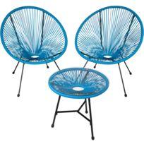 Table de jardin plastique bleu - catalogue 2019/2020 ...