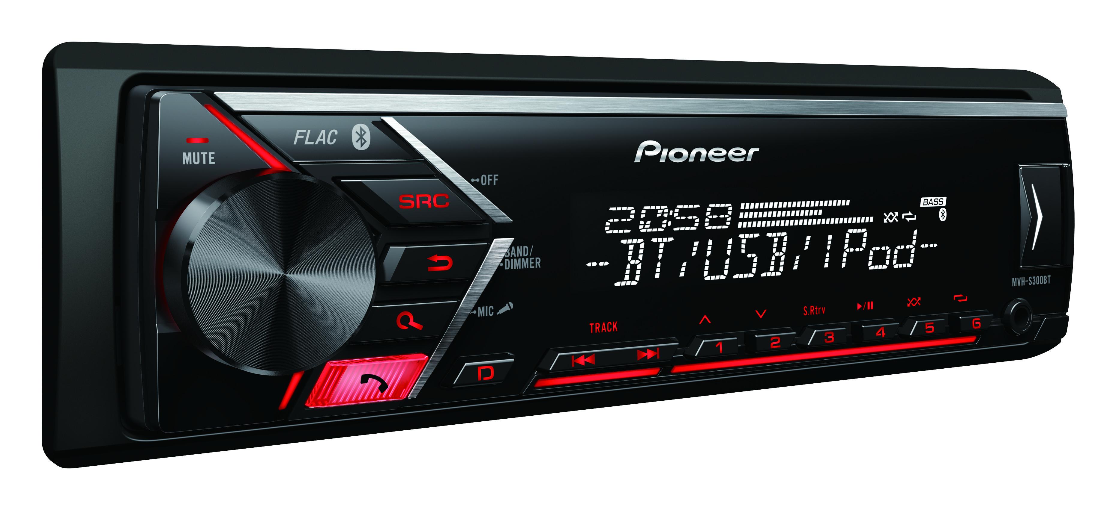 Autoradio Numérique Bluetooth MVH-S300BT