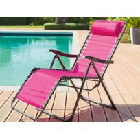 Transat Fauteuil Relax Catalogue 2019rueducommerce Carrefour wPTlZuOkXi